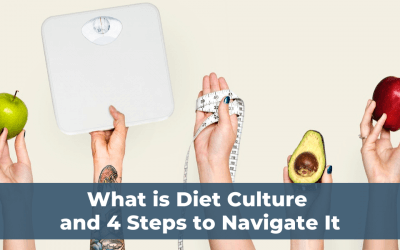 What is Diet Culture and 4 Steps to Navigate It