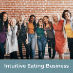 Intuitive Eating Business