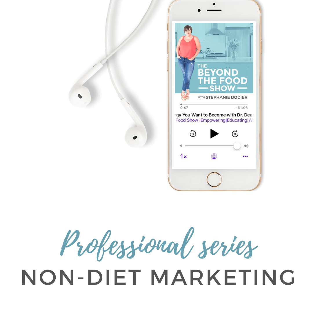 non-diet business coaching