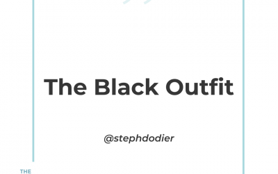 250-The Black Outfit