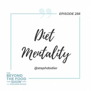 Diet Mentality