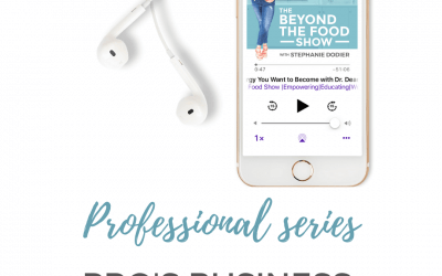 PRO Series: Success Stories from Non-Diet Practitioners-S2 EP4