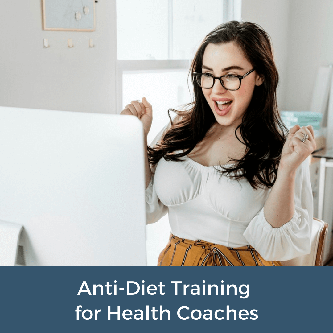Anti-Diet Training for Health Coaches