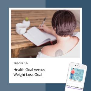 health goal
