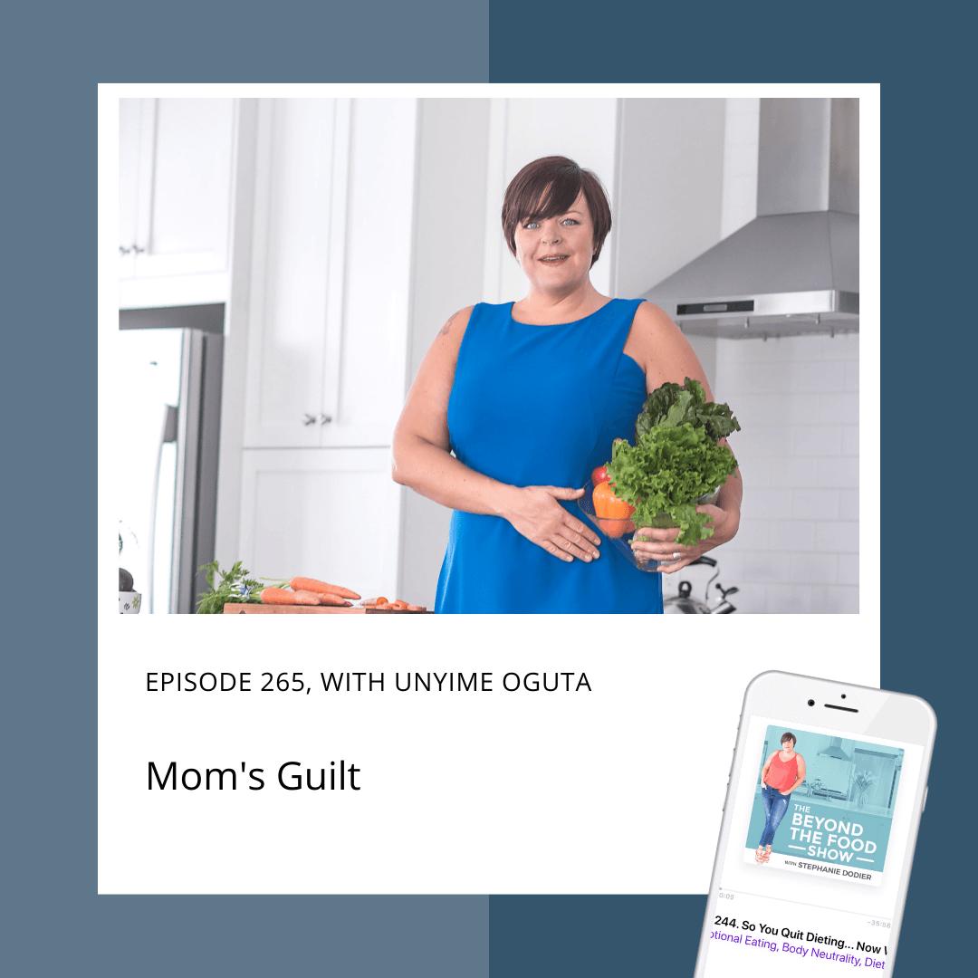 Mom's Guilt