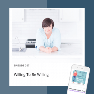 willing to be willing