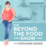 243-Her Story: 30 years of yo-yo dieting to finally accept her body with Sarah