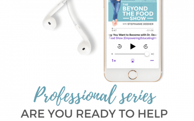 PRO Series: Are You Ready to Help Clients in a Non-Diet Approach?-S3 EP6