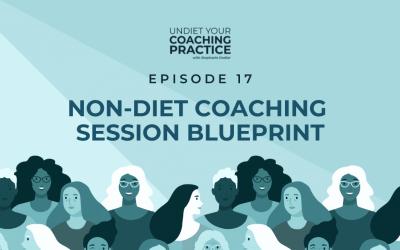 17-Non-Diet Coaching Session Blueprint