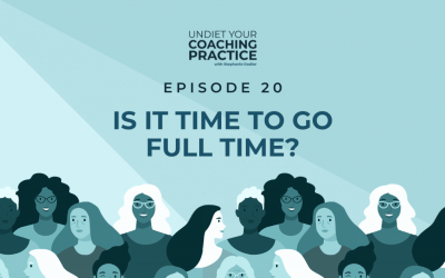 20-Is It Time To Go Full Time with Kelsey Murphy